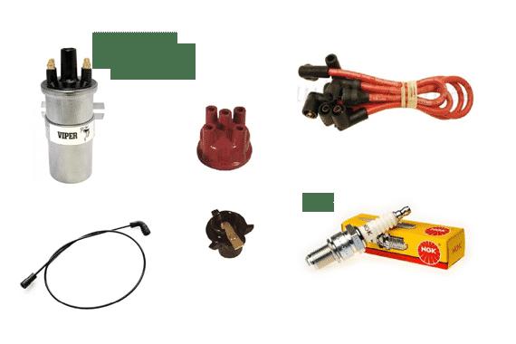 Allumage démarrage, mécanique auto au garage KER-AUTO à Kervignac sur le secteur de Riantec, Hennebont, Languidic, Inzinzac-Lochrist et Brandérion.