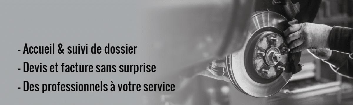 Freinage et freins, révision auto au garage KER-AUTO à Kervignac sur le secteur de Ploemeur, Hennebont, Languidic, Inzinzac-Lochrist, Quéven et Brandérion.