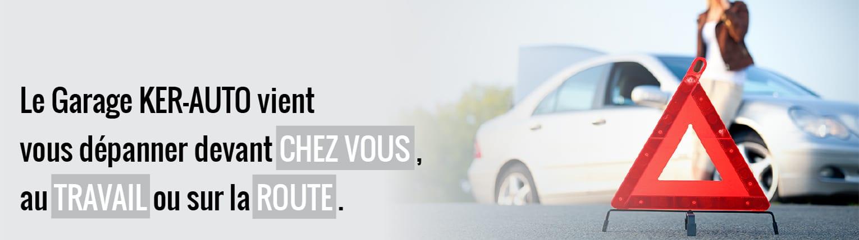 Remorquage et dépannage auto dans le Morbihan, proche Languidic et Riantecv