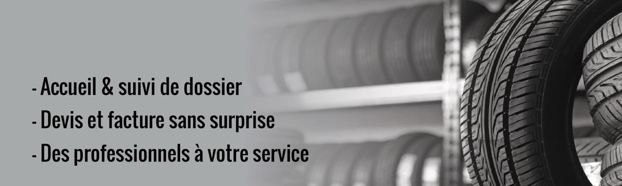 Pneumatiques, pneus, réparation de panne auto au garage KER-AUTO à Kervignac, Riantec, Hennebont, Languidic, Inzinzac-Lochrist et Brandérion.